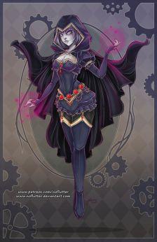 Raven bg2