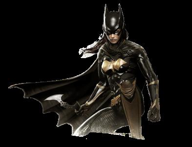 Batgirl-PNG-Image