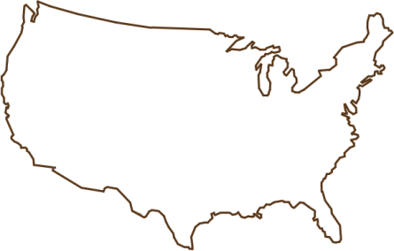 clipart-of-united-states-map-outline-5