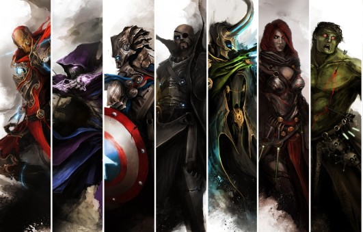 D&D Avengers