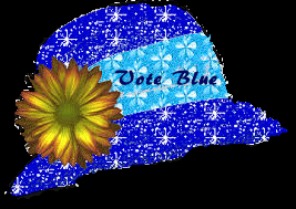Blue hat trans